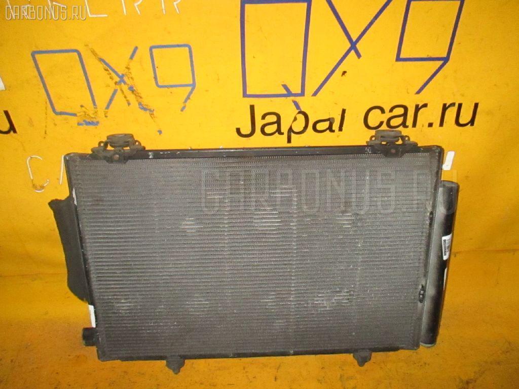 Радиатор кондиционера TOYOTA PROBOX NCP58G 1NZ-FE. Фото 3