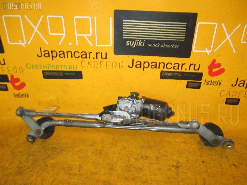 Мотор привода дворников Toyota Probox NCP58G Фото 1