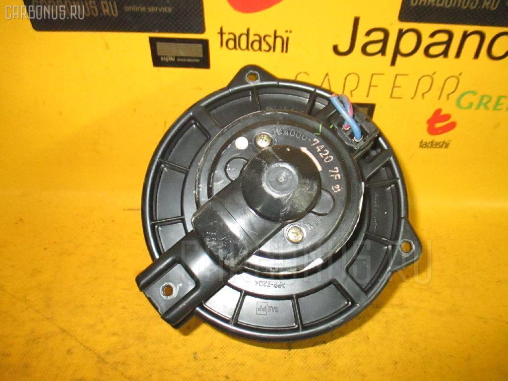 Мотор печки TOYOTA PROBOX NCP58G Фото 1