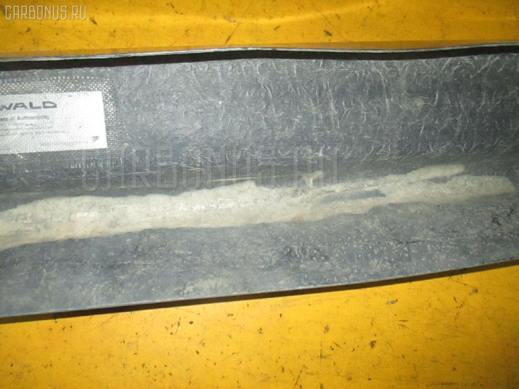 Порог кузова пластиковый ( обвес ) NISSAN CEDRIC MY33 Фото 4