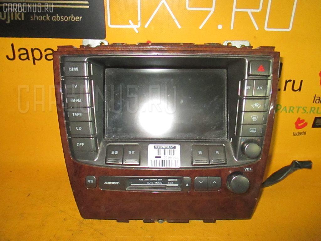 Блок управления климатконтроля NISSAN CEDRIC MY33 VQ25DE. Фото 4