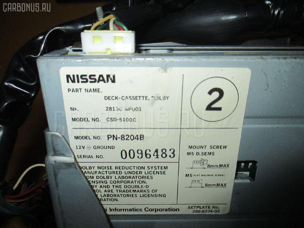 Блок управления климатконтроля NISSAN CEDRIC MY33 VQ25DE. Фото 6