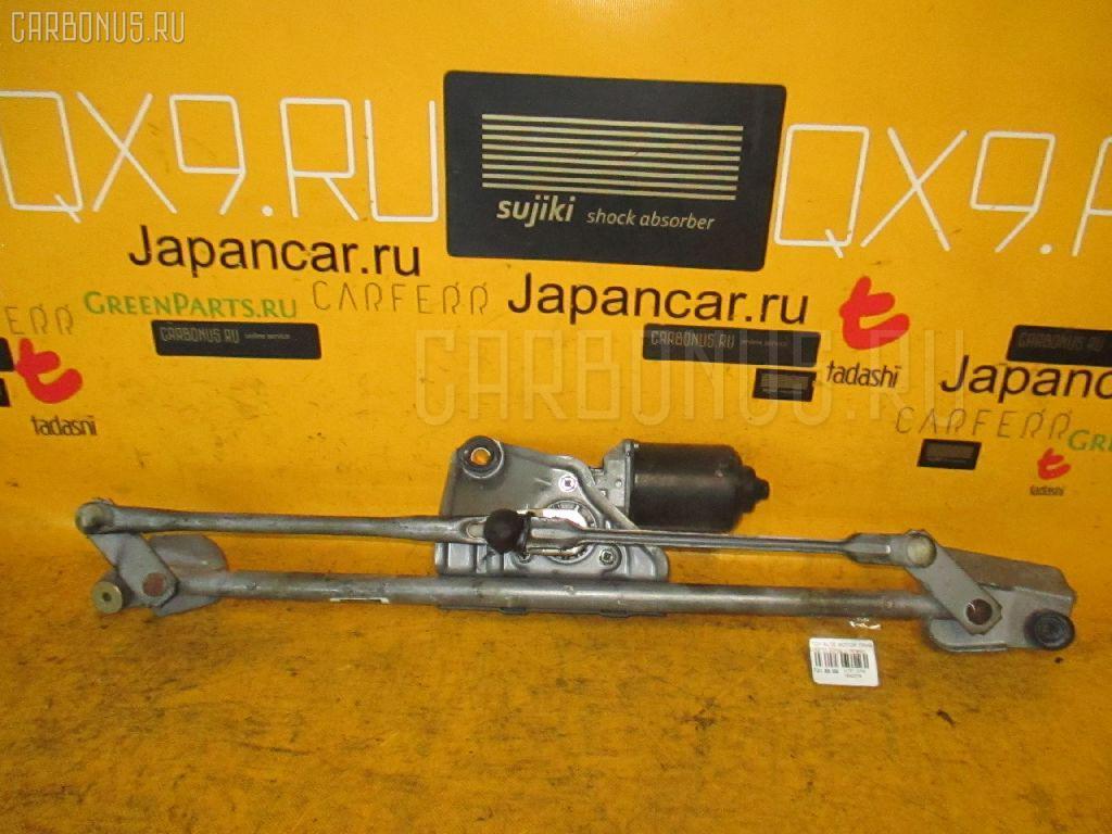 Мотор привода дворников TOYOTA ALTEZZA GXE10. Фото 5