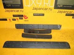 Накладка на порог салона Toyota Altezza GXE10 Фото 2