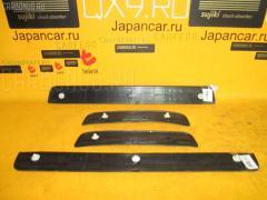 Накладка на порог салона Toyota Altezza GXE10 Фото 1