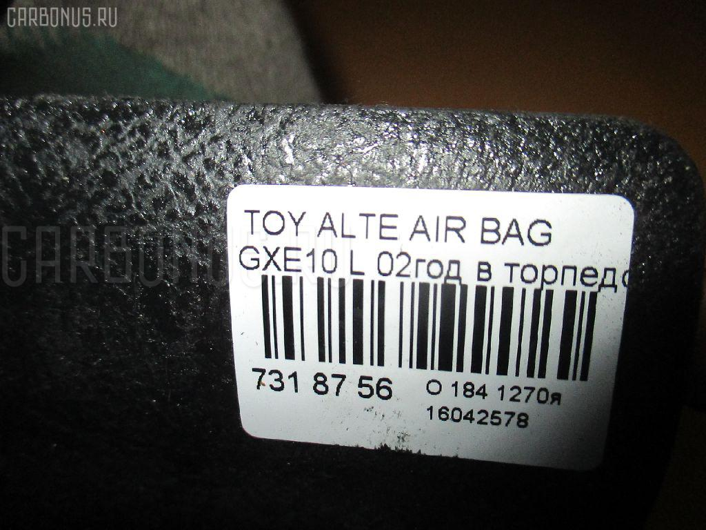 Air bag TOYOTA ALTEZZA GXE10 Фото 8