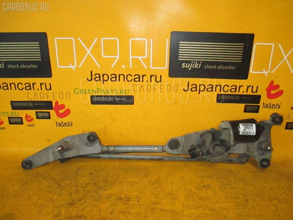 Мотор привода дворников TOYOTA CHASER JZX100. Фото 5