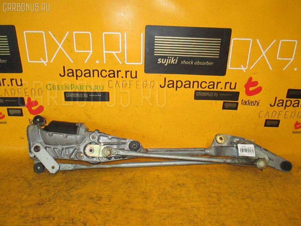 Мотор привода дворников TOYOTA CHASER JZX100. Фото 7