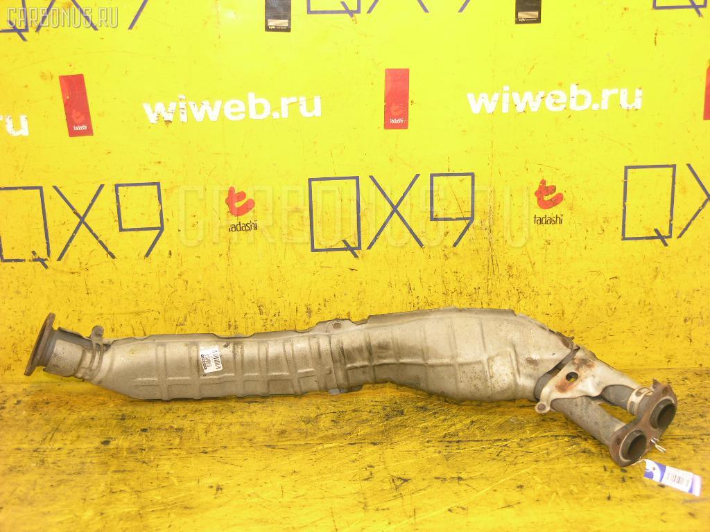 Глушитель TOYOTA CHASER JZX100 1JZ-GE Фото 1