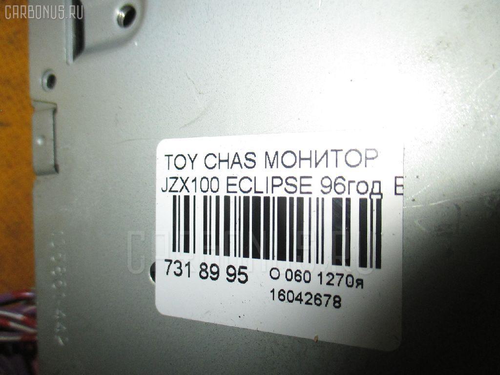 Монитор TOYOTA CHASER JZX100 Фото 8