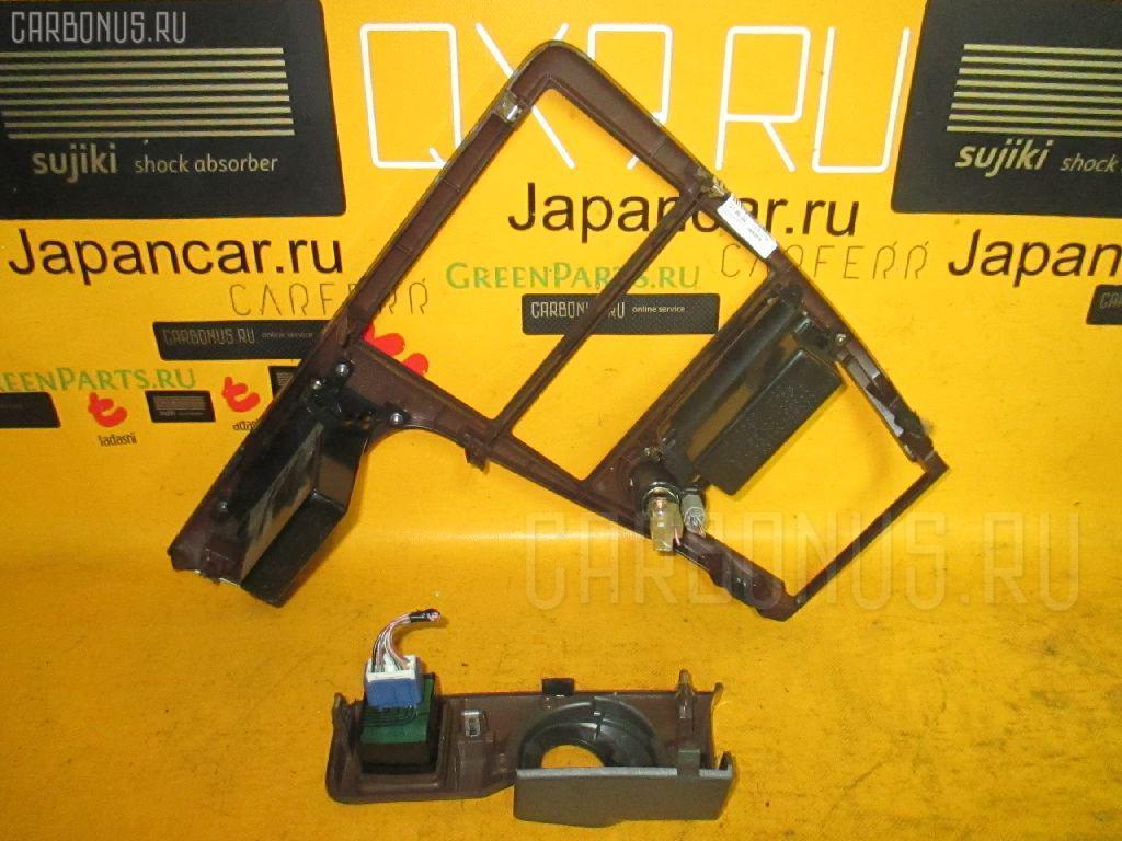 Консоль магнитофона TOYOTA CHASER JZX100 Фото 2