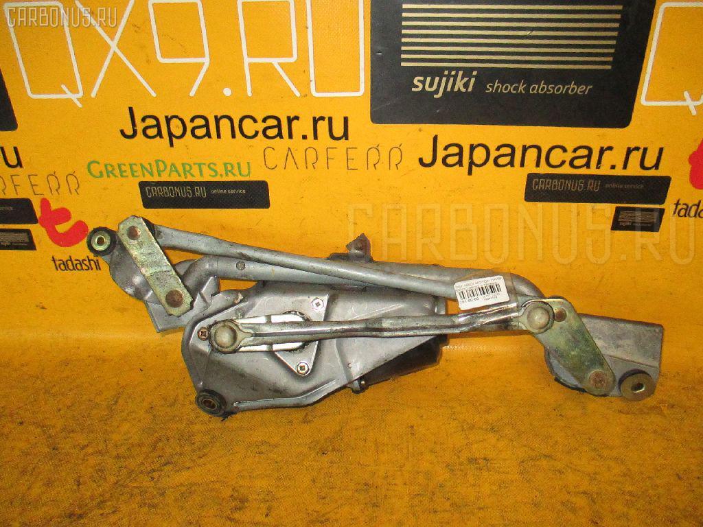 Мотор привода дворников TOYOTA NADIA SXN10. Фото 11