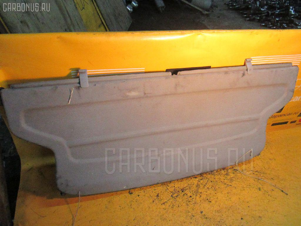 Шторка багажника TOYOTA NADIA SXN10. Фото 4