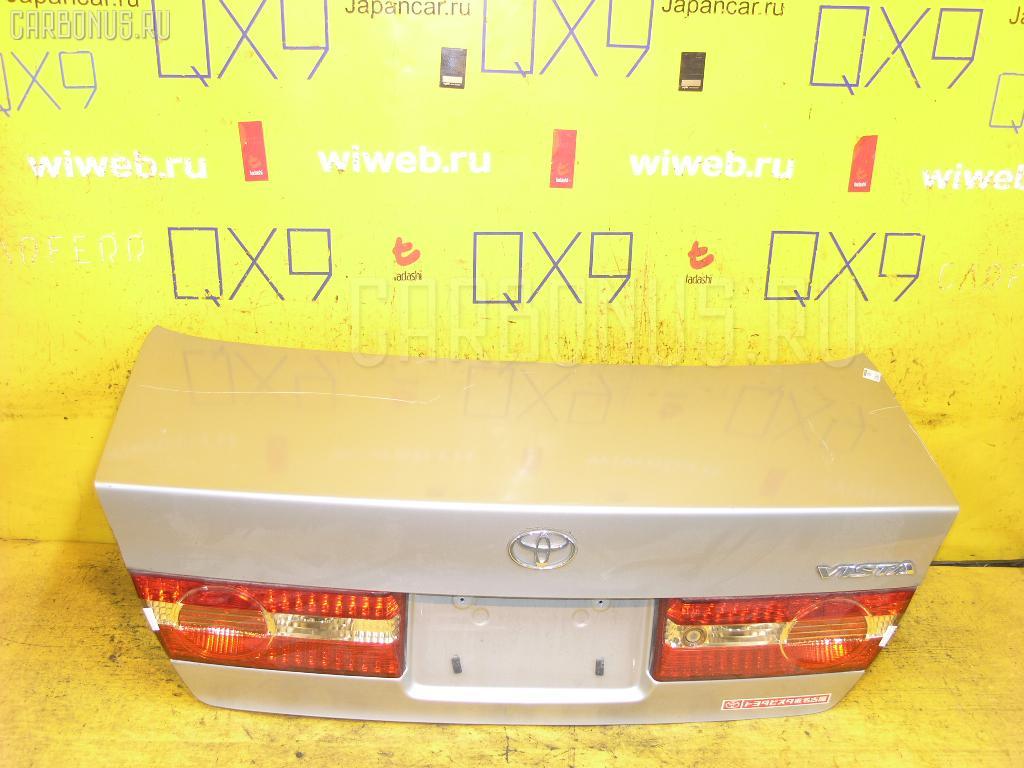 Крышка багажника TOYOTA VISTA ZZV50. Фото 3
