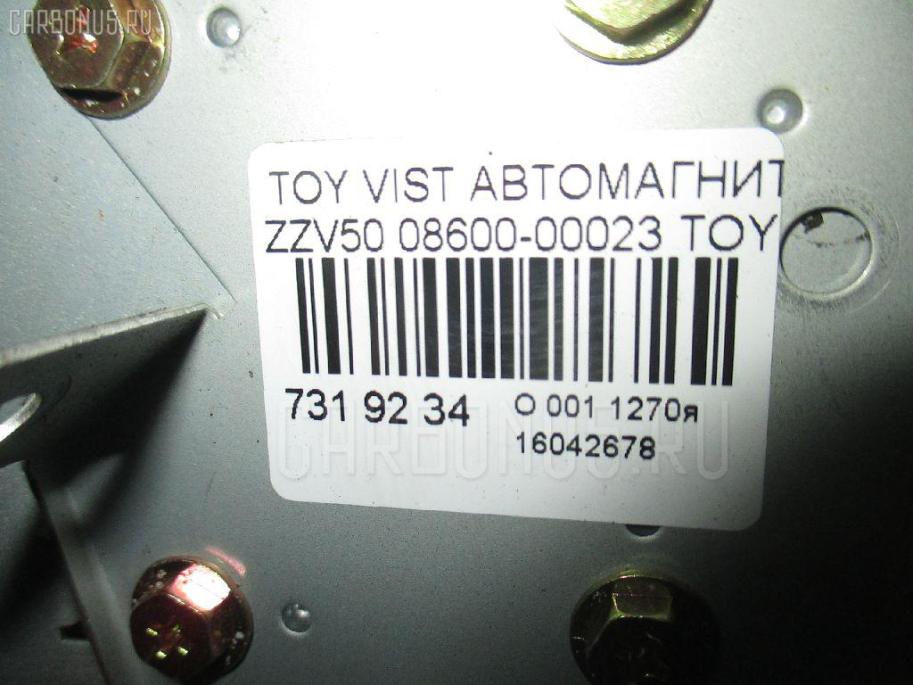 Автомагнитофон TOYOTA VISTA ZZV50 Фото 10