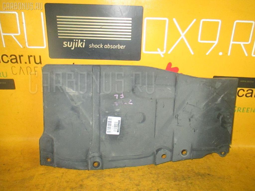 Защита двигателя TOYOTA OPA ZCT10 1ZZ-FE. Фото 10