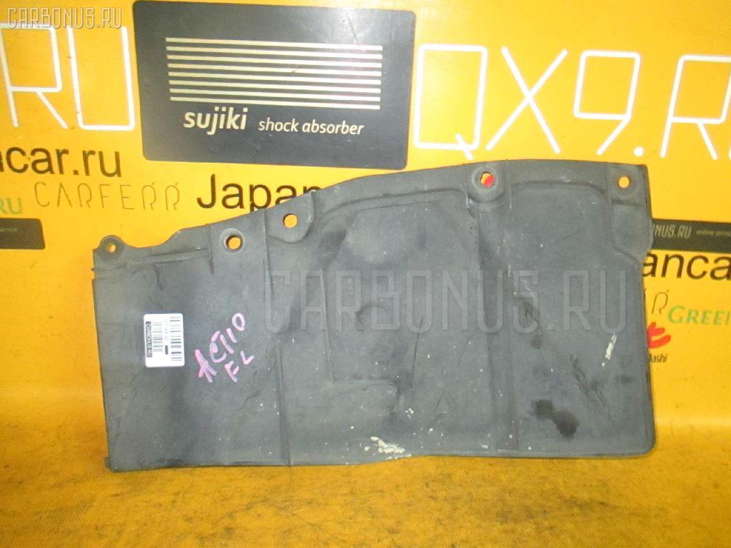 Защита двигателя TOYOTA OPA ZCT10 1ZZ-FE. Фото 11