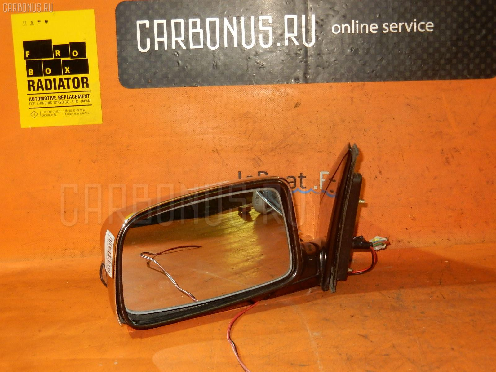 Зеркало двери боковой Mitsubishi Lancercediawagon CS5W Фото 1