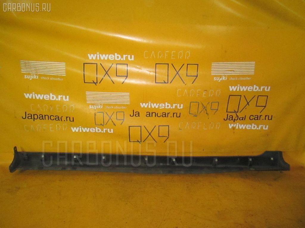 Порог кузова пластиковый ( обвес ) MITSUBISHI LANCER CEDIA WAGON CS5W Фото 2