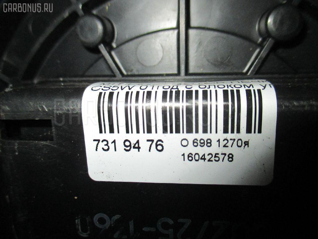 Мотор печки MITSUBISHI LANCER CEDIA WAGON CS5W Фото 9