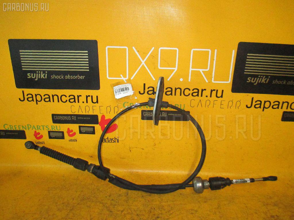 Тросик на коробку передач MITSUBISHI LANCER CEDIA WAGON CS5W 4G93-T Фото 1