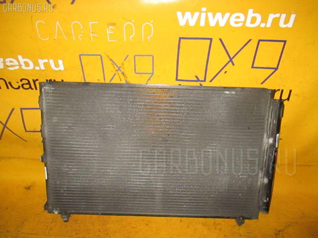Радиатор кондиционера TOYOTA MARK II JZX110 1JZFSE. Фото 8