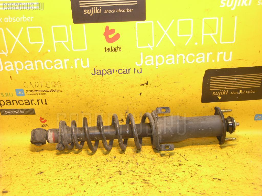 Стойка амортизатора TOYOTA MARK II JZX110 1JZ-FSE. Фото 11