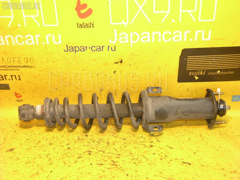 Стойка TOYOTA MARK II JZX110 1JZ-FSE. Фото 10