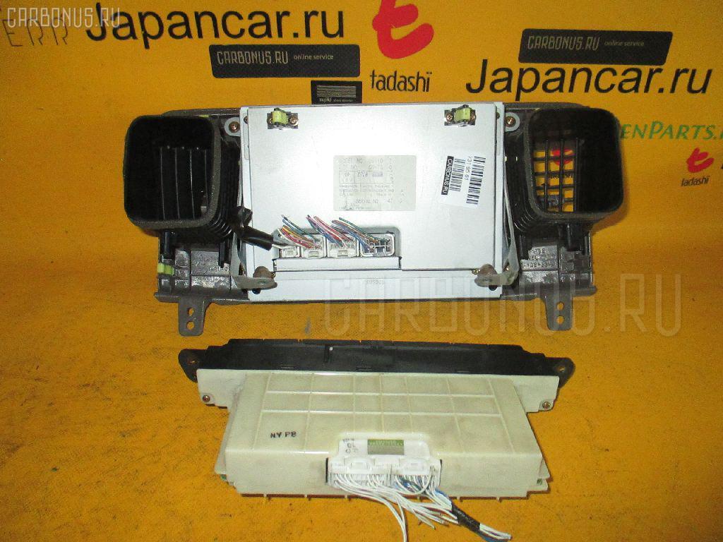 Блок управления климатконтроля TOYOTA MARK II JZX110 1JZ-FSE Фото 2