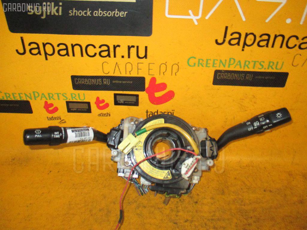 Переключатель поворотов TOYOTA MARK II JZX110. Фото 10