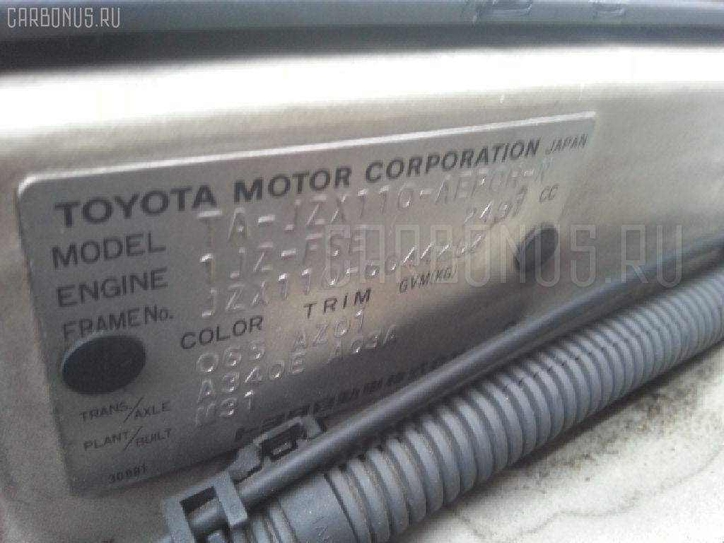 Мотор печки TOYOTA MARK II JZX110 Фото 3