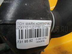 Корпус воздушного фильтра Toyota Mark ii JZX110 1JZ-FSE Фото 8