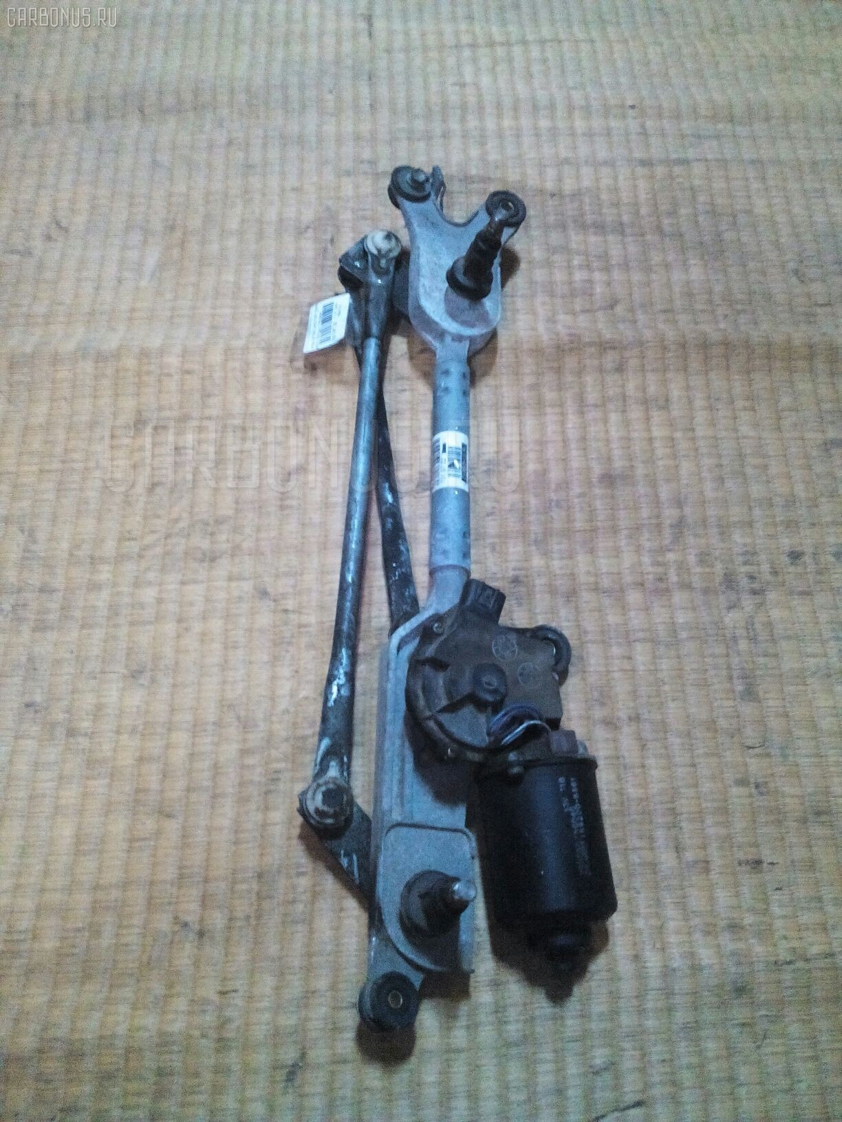 Мотор привода дворников Honda Stream RN2 Фото 1