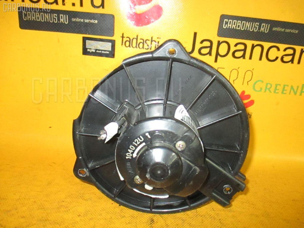 Мотор печки Toyota Mark ii JZX100 Фото 1