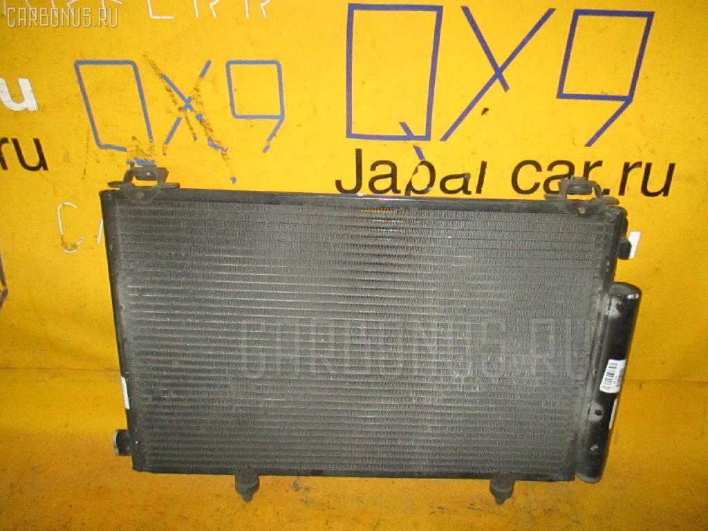 Радиатор кондиционера TOYOTA PLATZ SCP11 1SZ-FE. Фото 9