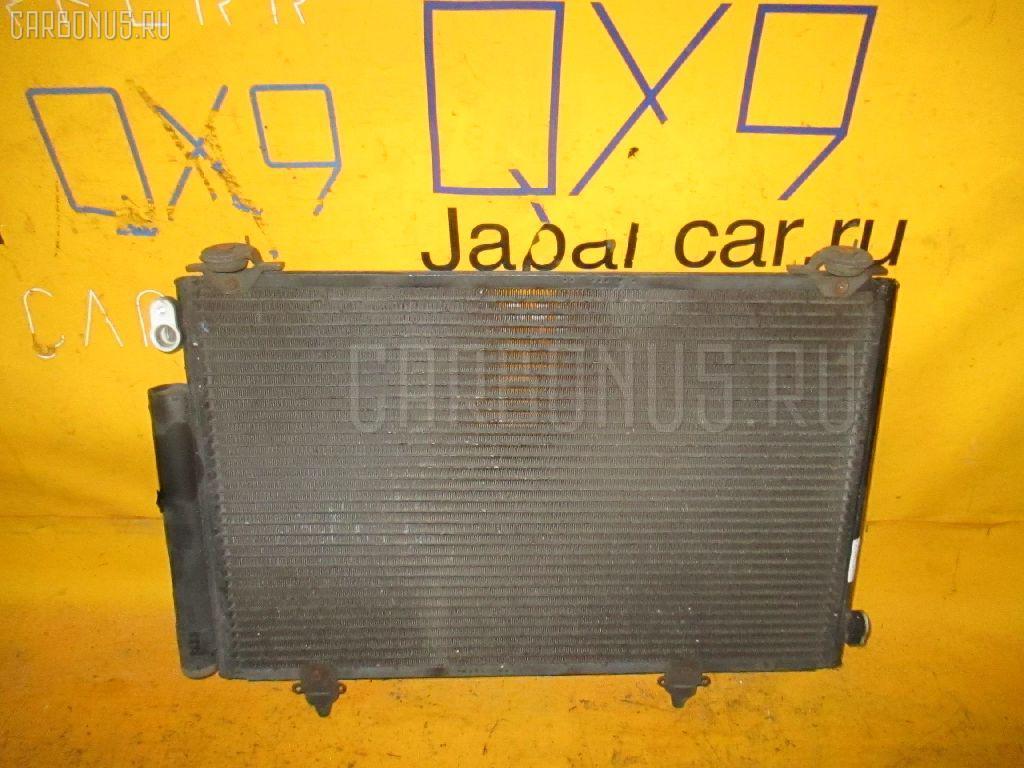 Радиатор кондиционера TOYOTA PLATZ SCP11 1SZ-FE. Фото 10