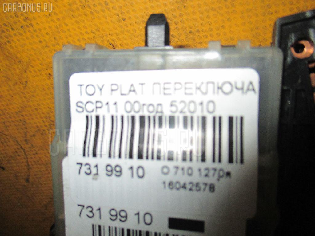 Переключатель поворотов TOYOTA PLATZ SCP11 Фото 8