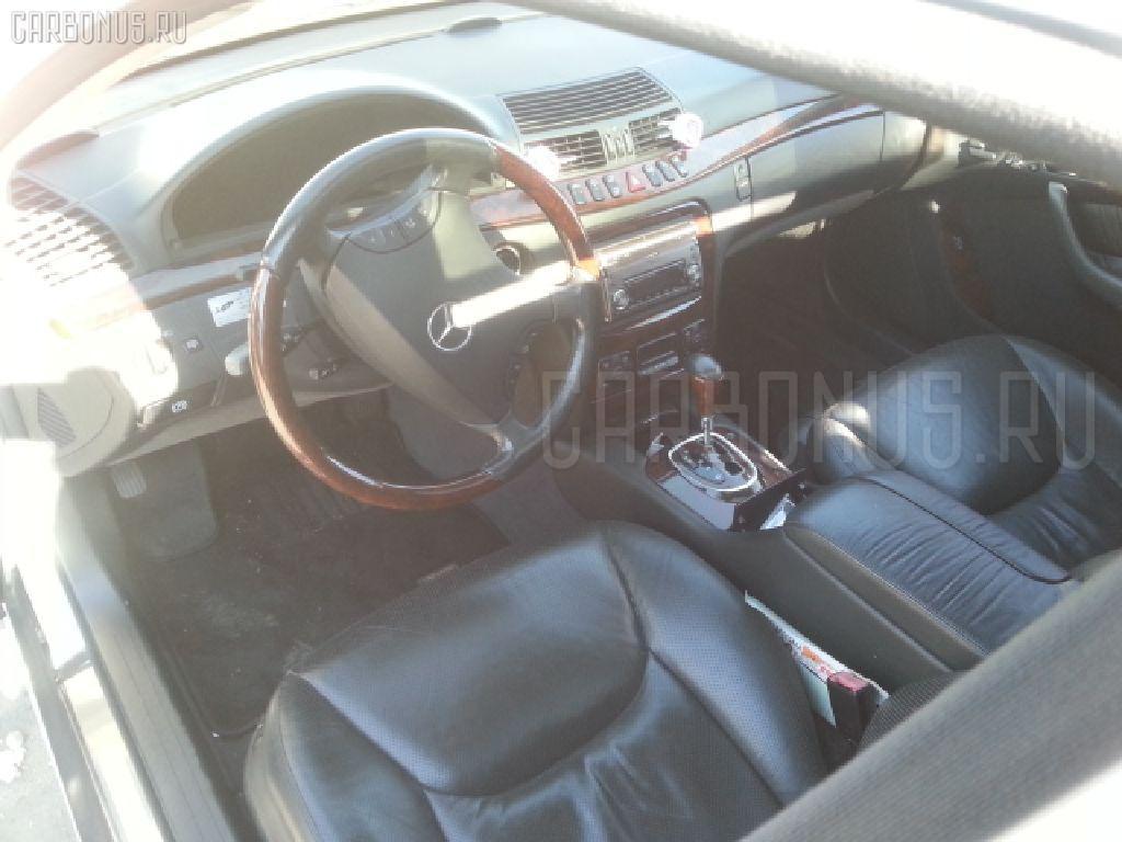Крышка багажника MERCEDES-BENZ S-CLASS W220.175 Фото 5
