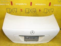 Крышка багажника MERCEDES-BENZ S-CLASS W220.175 Фото 1