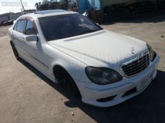 Дверь боковая Mercedes-benz S-class W220.175 Фото 7
