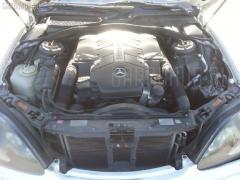 Бампер Mercedes-benz S-class W220.175 Фото 7