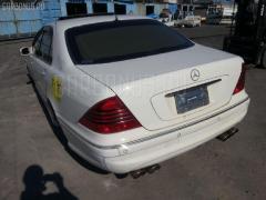 Лючок Mercedes-benz S-class W220.175 Фото 7