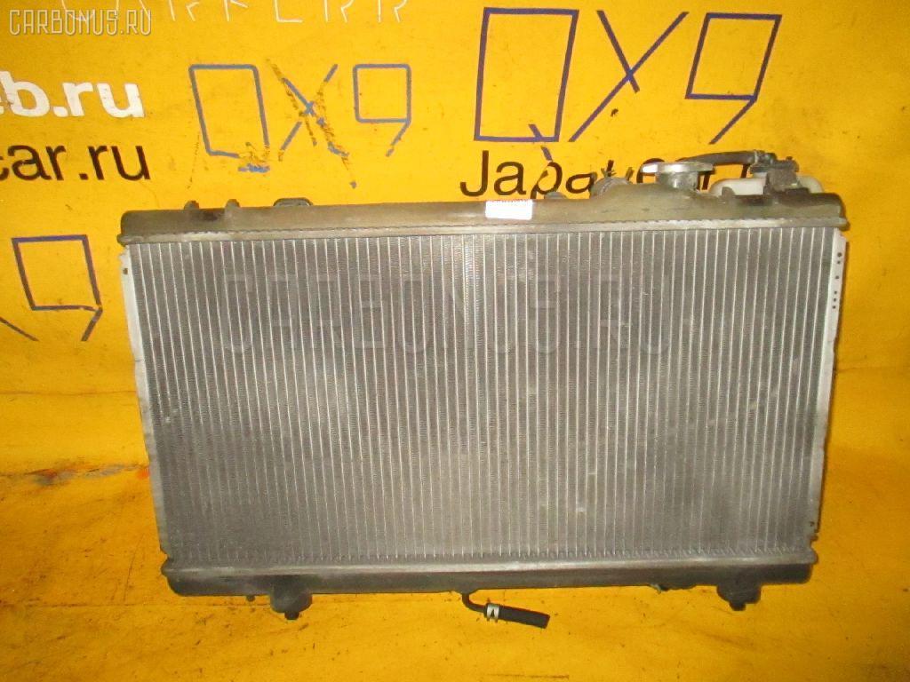 Радиатор ДВС TOYOTA RAUM EXZ10 5E-FE. Фото 11