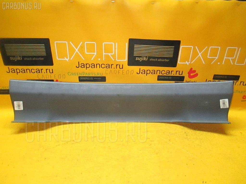 Обшивка багажника TOYOTA RAUM EXZ10 Фото 2