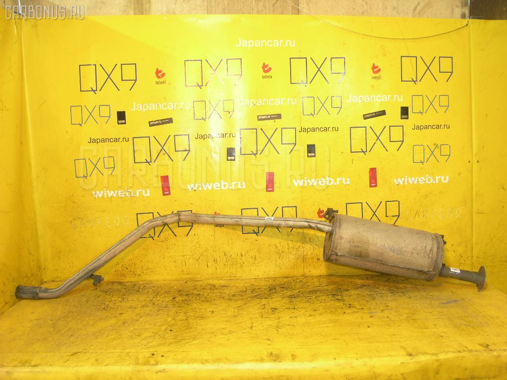 Глушитель TOYOTA LITE ACE NOAH SR50G 3S-FE Фото 1