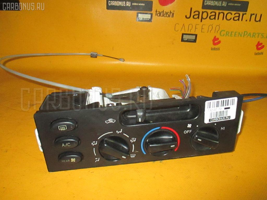 Блок управления климатконтроля TOYOTA LITE ACE NOAH SR50G 3S-FE. Фото 7