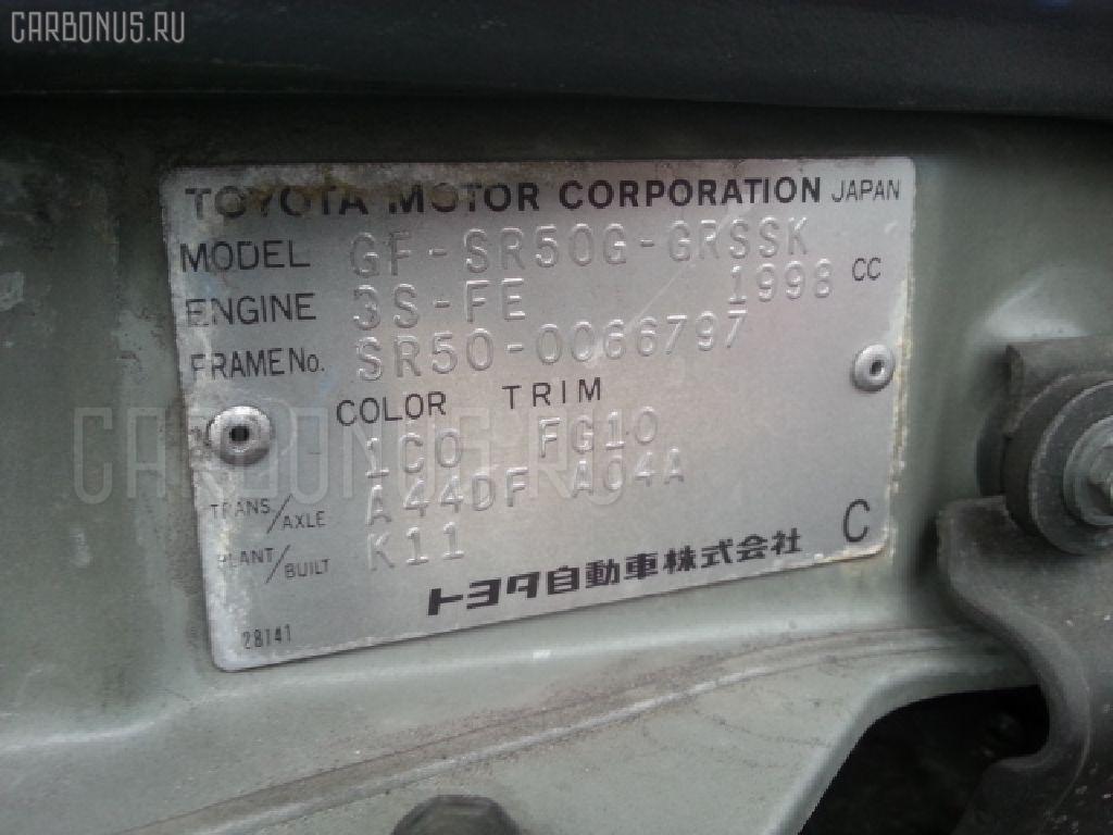 Корпус воздушного фильтра TOYOTA LITE ACE NOAH SR50G 3S-FE Фото 3