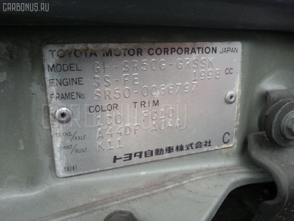 Подушка КПП TOYOTA LITE ACE NOAH SR50G 3S-FE Фото 3