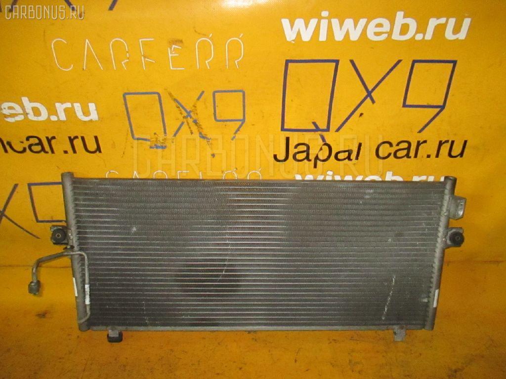 Радиатор кондиционера NISSAN BLUEBIRD EU14 SR18DE. Фото 2