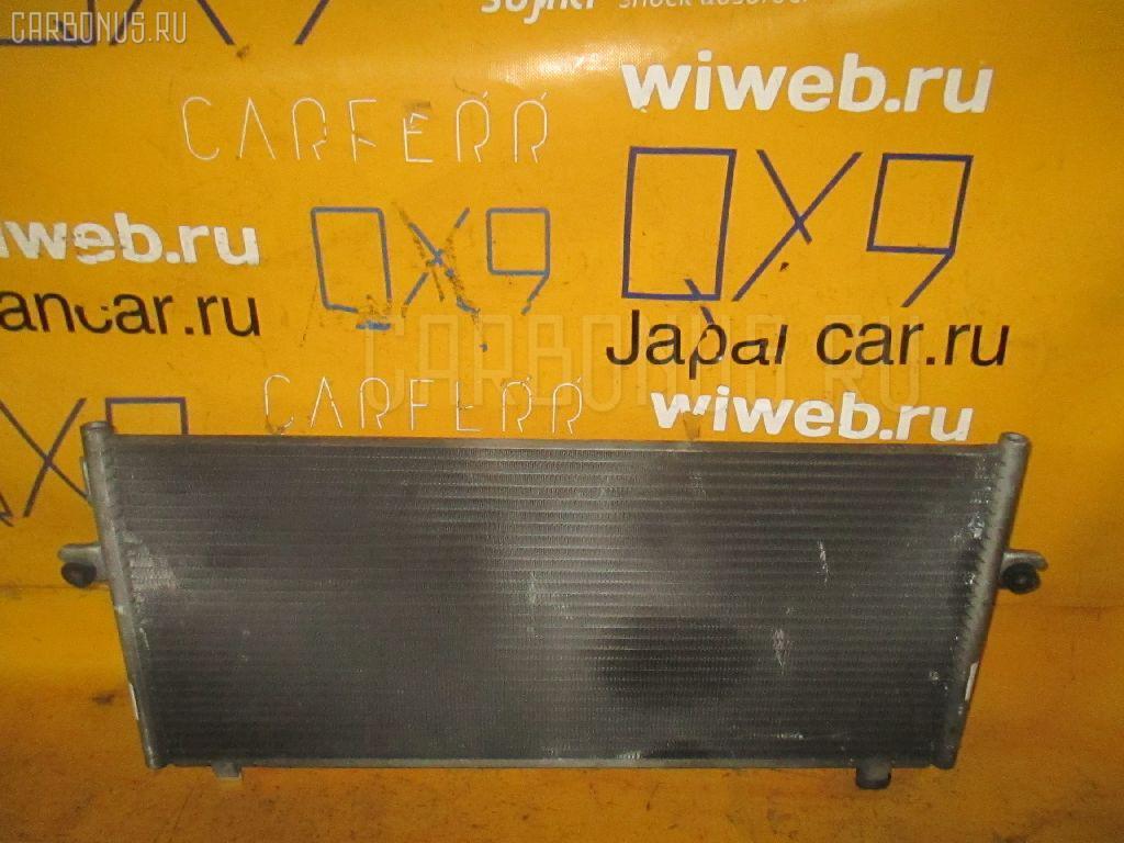 Радиатор кондиционера NISSAN BLUEBIRD EU14 SR18DE. Фото 3